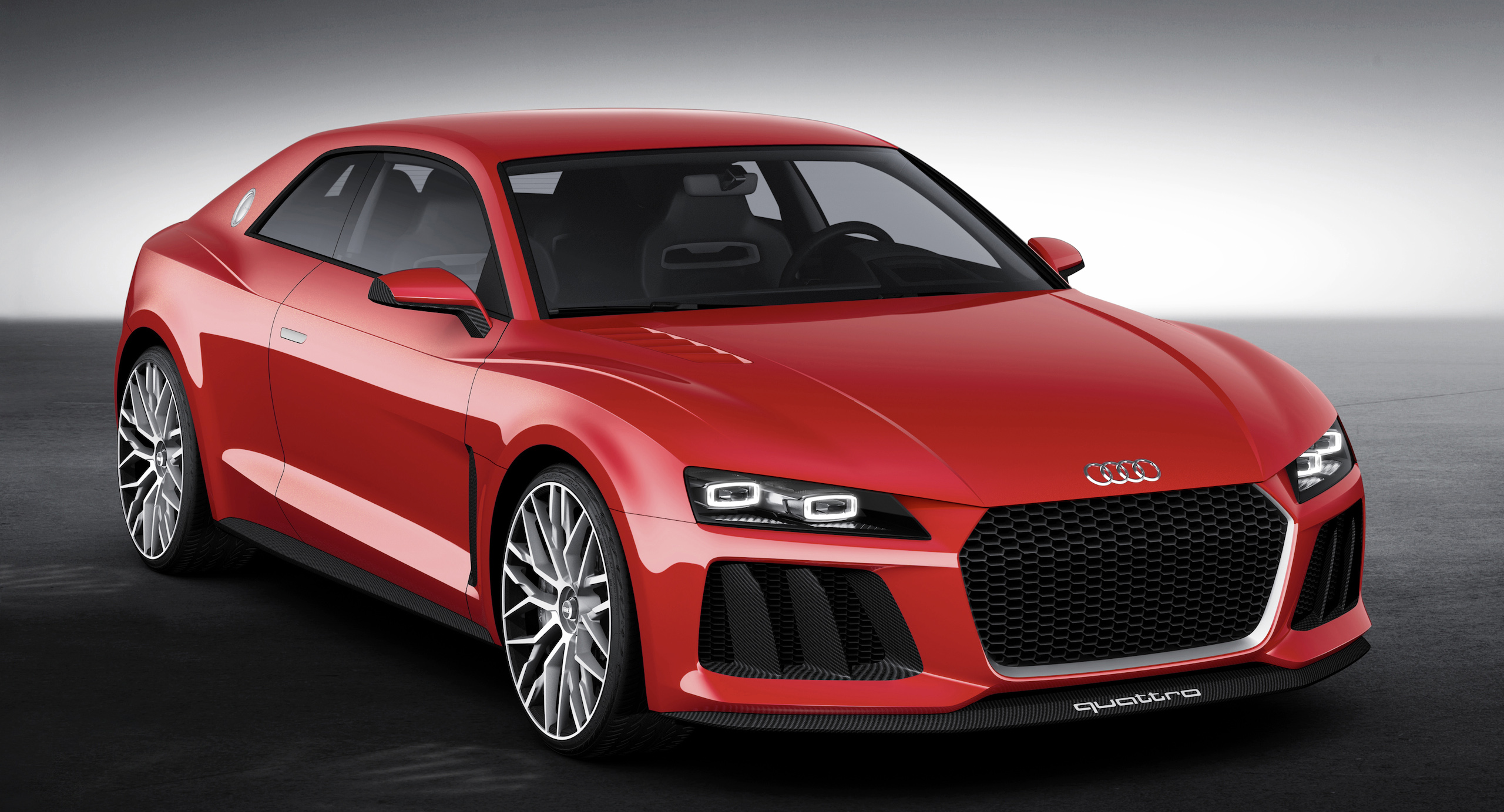 Audi Sport Quattro Laserlight Concept Welcomes 2014 Image