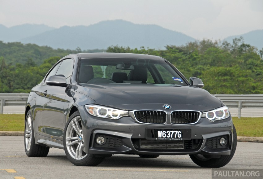 DRIVEN: F32 BMW 428i M Sport – all things to all men? Image #220845