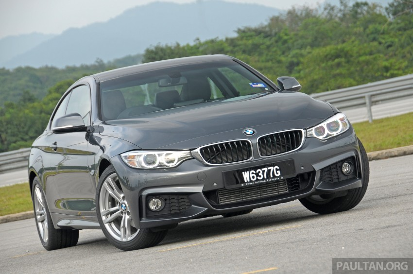 DRIVEN: F32 BMW 428i M Sport – all things to all men? Image #220846
