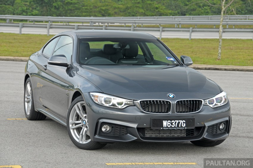 DRIVEN: F32 BMW 428i M Sport – all things to all men? Image #220849