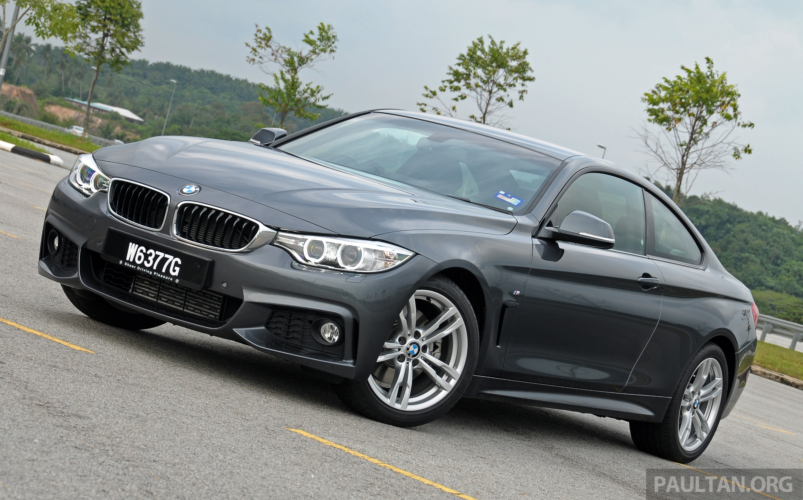 DRIVEN: F32 BMW 428i M Sport – all things to all men?