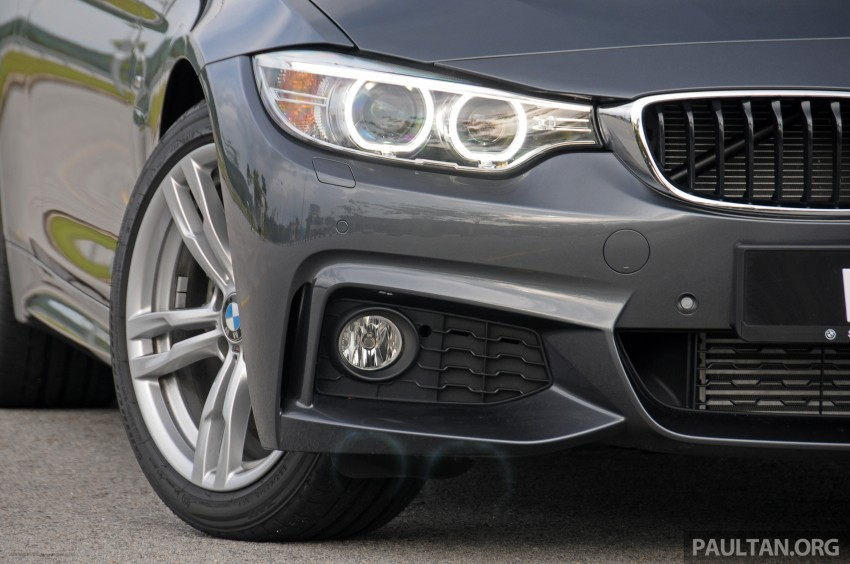 DRIVEN: F32 BMW 428i M Sport – all things to all men? Image #220862