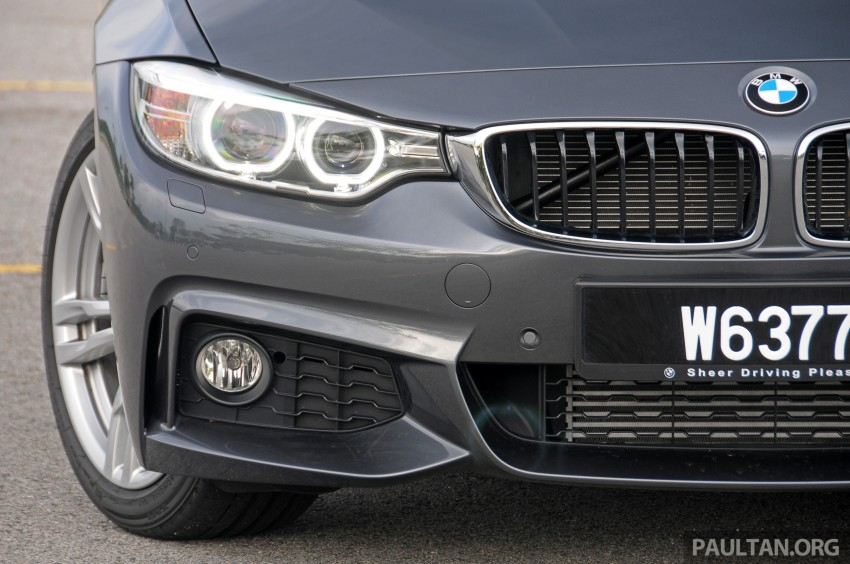 DRIVEN: F32 BMW 428i M Sport – all things to all men? Image #220863
