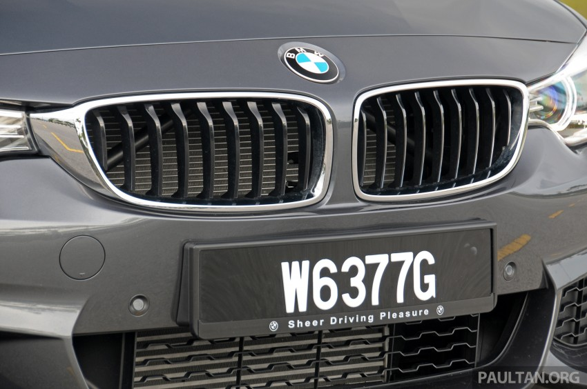 DRIVEN: F32 BMW 428i M Sport – all things to all men? Image #220864