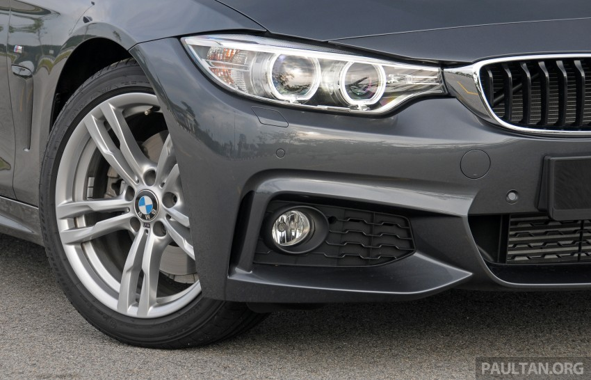 DRIVEN: F32 BMW 428i M Sport – all things to all men? Image #220865