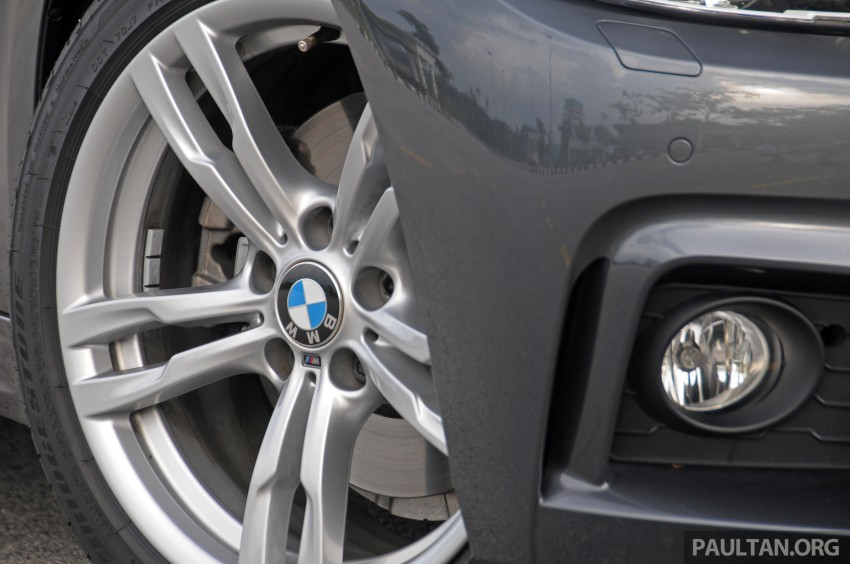 DRIVEN: F32 BMW 428i M Sport – all things to all men? Image #220866