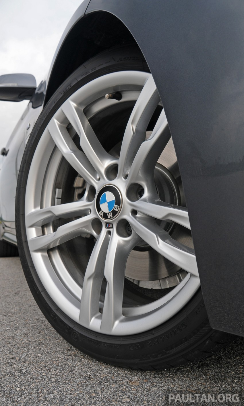 DRIVEN: F32 BMW 428i M Sport – all things to all men? Image #220867