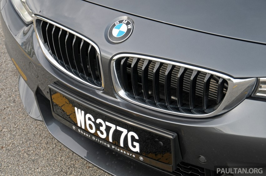 DRIVEN: F32 BMW 428i M Sport – all things to all men? Image #220869