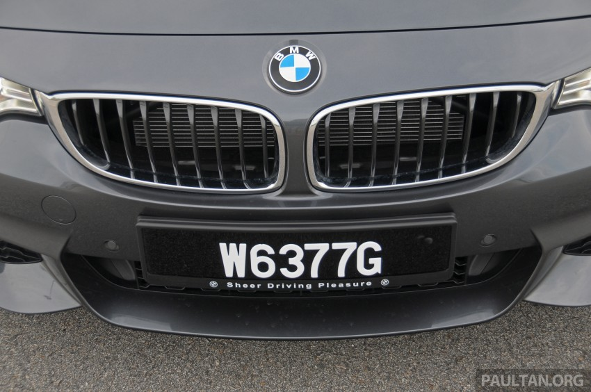 DRIVEN: F32 BMW 428i M Sport – all things to all men? Image #220872