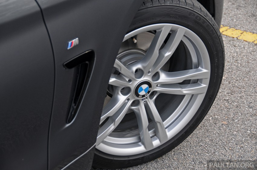 DRIVEN: F32 BMW 428i M Sport – all things to all men? Image #220874