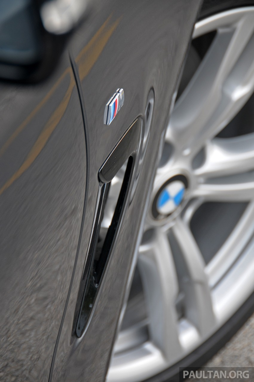 DRIVEN: F32 BMW 428i M Sport – all things to all men? Image #220875