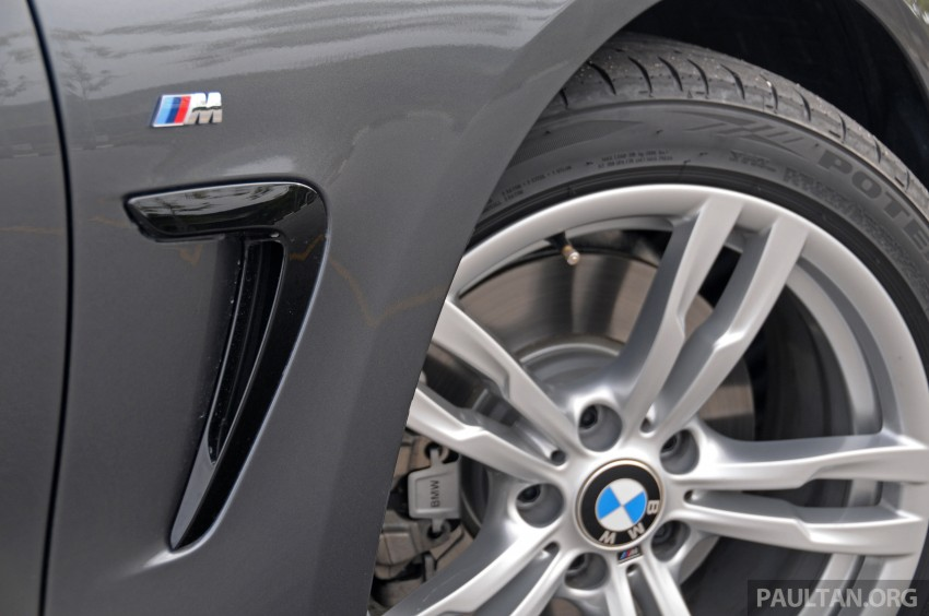 DRIVEN: F32 BMW 428i M Sport – all things to all men? Image #220876
