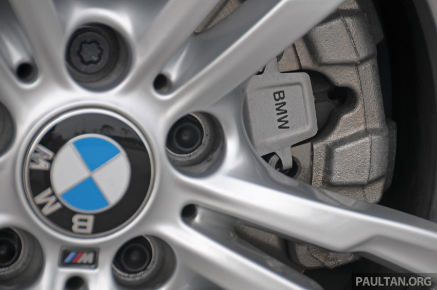 DRIVEN: F32 BMW 428i M Sport – all things to all men? Image #220877