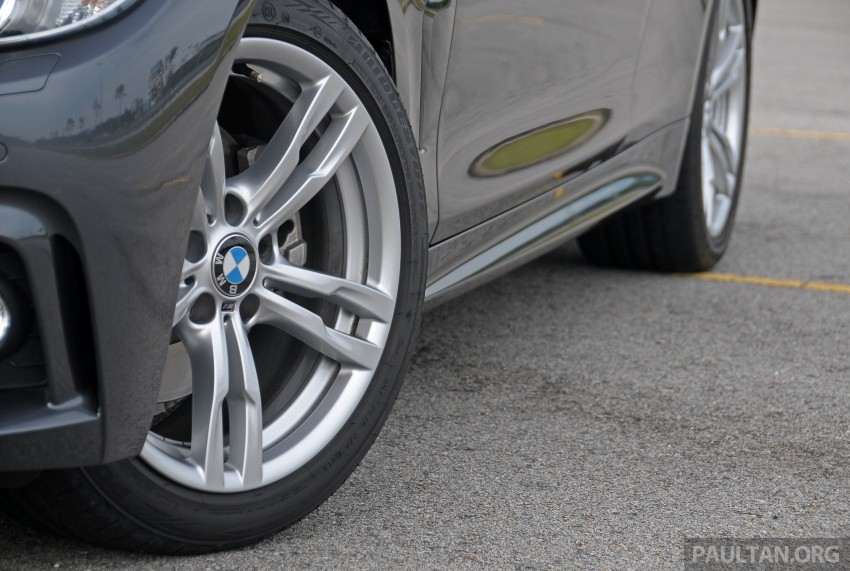 DRIVEN: F32 BMW 428i M Sport – all things to all men? Image #220878