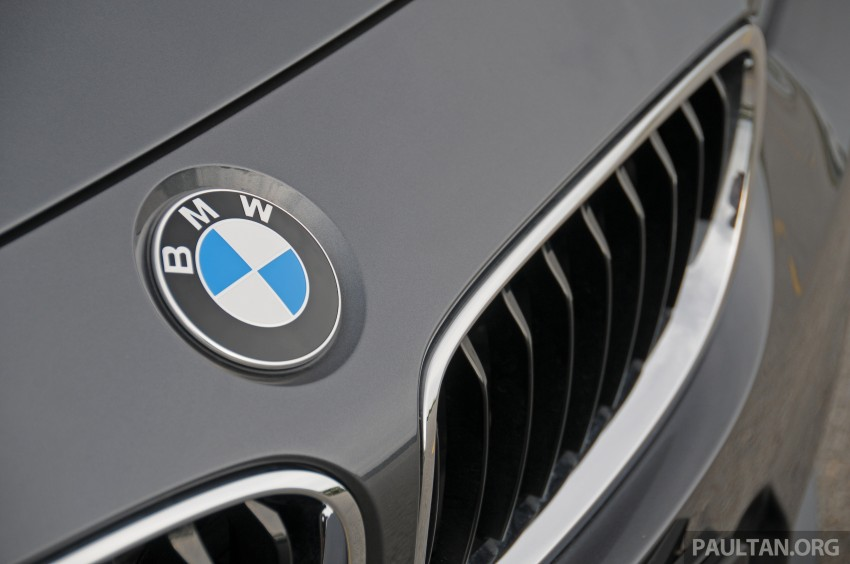 DRIVEN: F32 BMW 428i M Sport – all things to all men? Image #220881
