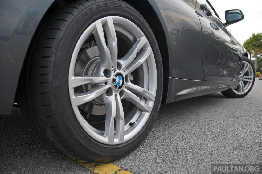 DRIVEN: F32 BMW 428i M Sport – all things to all men? Image #220882