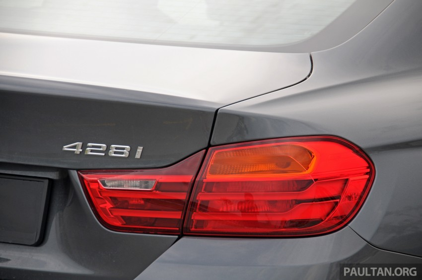 DRIVEN: F32 BMW 428i M Sport – all things to all men? Image #220883