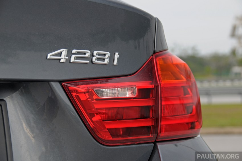 DRIVEN: F32 BMW 428i M Sport – all things to all men? Image #220885