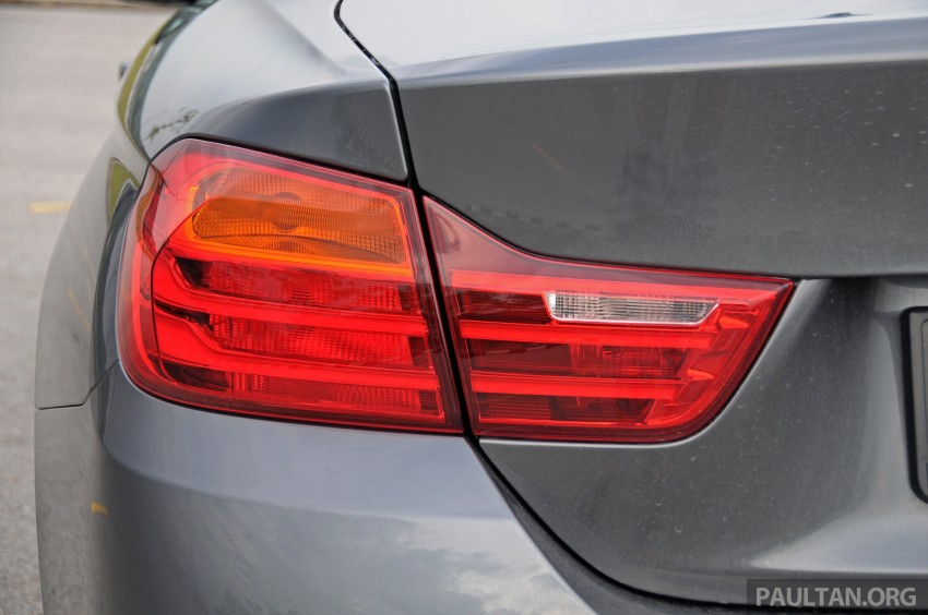 DRIVEN: F32 BMW 428i M Sport – all things to all men? Image #220887