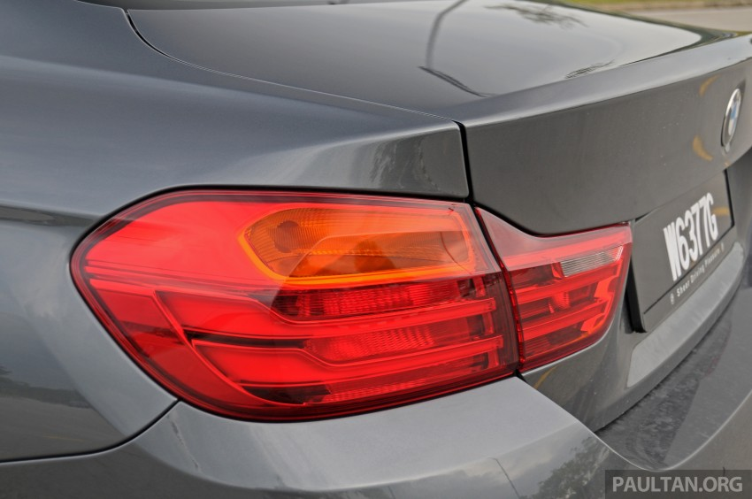 DRIVEN: F32 BMW 428i M Sport – all things to all men? Image #220888