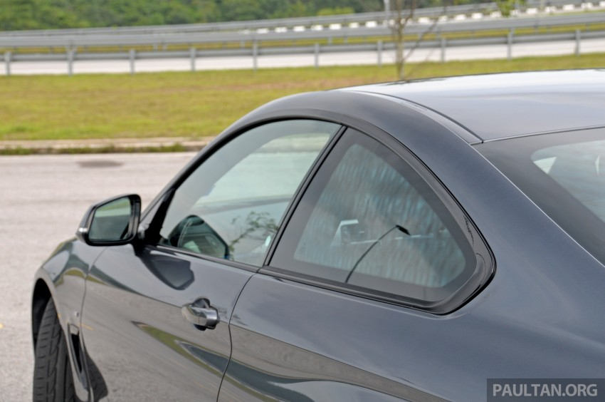 DRIVEN: F32 BMW 428i M Sport – all things to all men? Image #220889