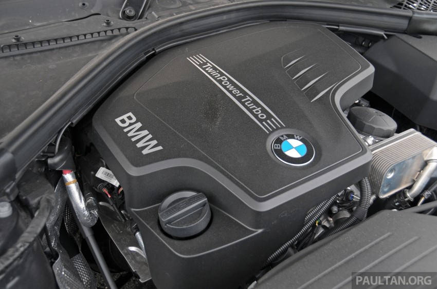 DRIVEN: F32 BMW 428i M Sport – all things to all men? Image #220891