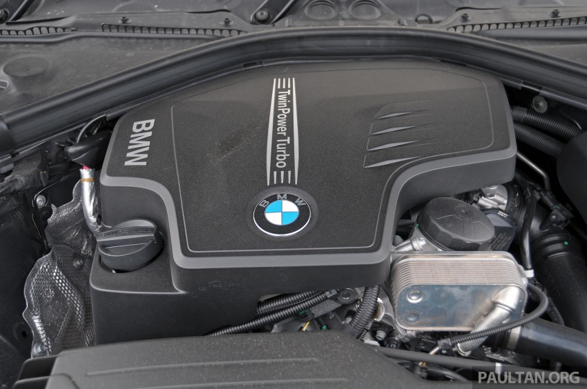 DRIVEN: F32 BMW 428i M Sport – all things to all men? Image #220892