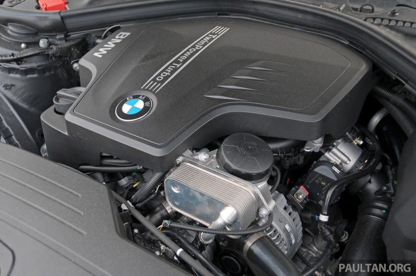 DRIVEN: F32 BMW 428i M Sport – all things to all men? Image #220893