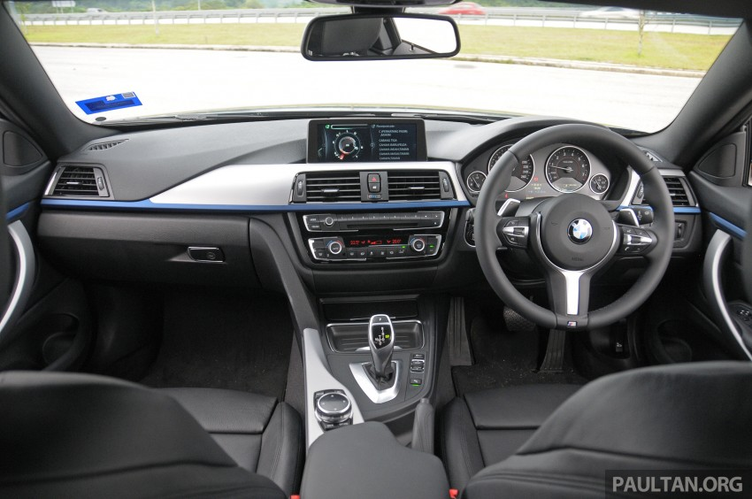 DRIVEN: F32 BMW 428i M Sport – all things to all men? Image #220898