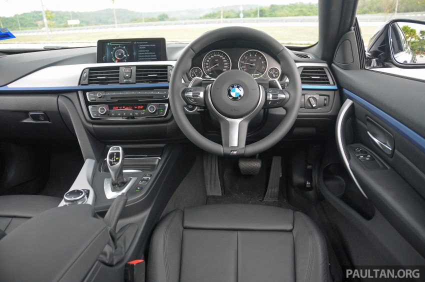 DRIVEN: F32 BMW 428i M Sport – all things to all men? Image #220899