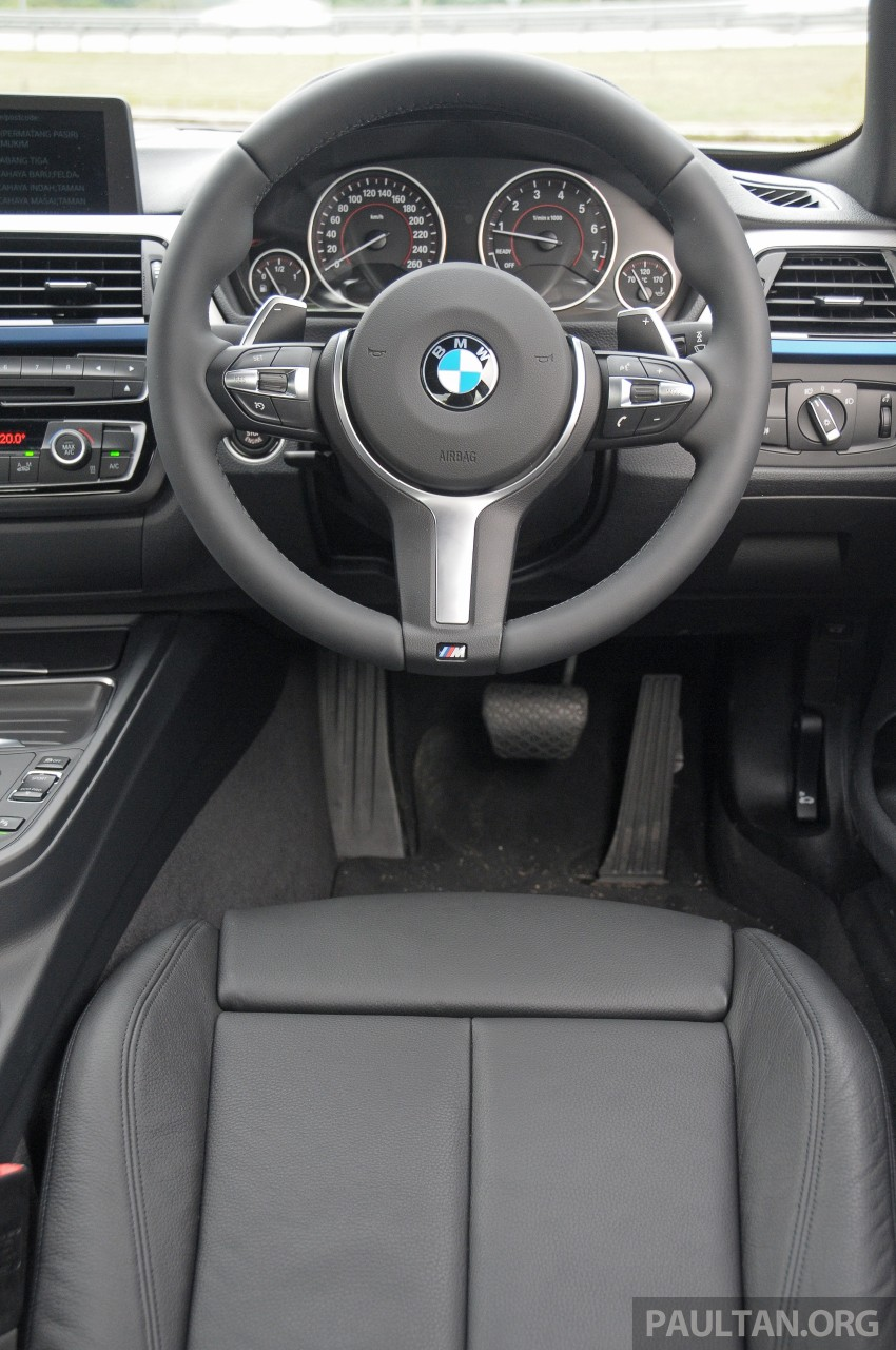 DRIVEN: F32 BMW 428i M Sport – all things to all men? Image #220900