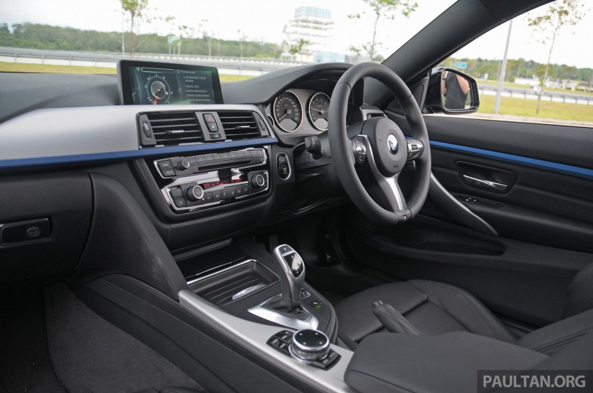 DRIVEN: F32 BMW 428i M Sport – all things to all men? Image #220901