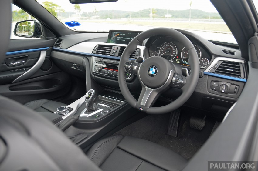 DRIVEN: F32 BMW 428i M Sport – all things to all men? Image #220903