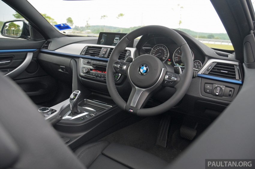 DRIVEN: F32 BMW 428i M Sport – all things to all men? Image #220904