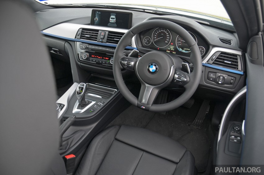 DRIVEN: F32 BMW 428i M Sport – all things to all men? Image #220905