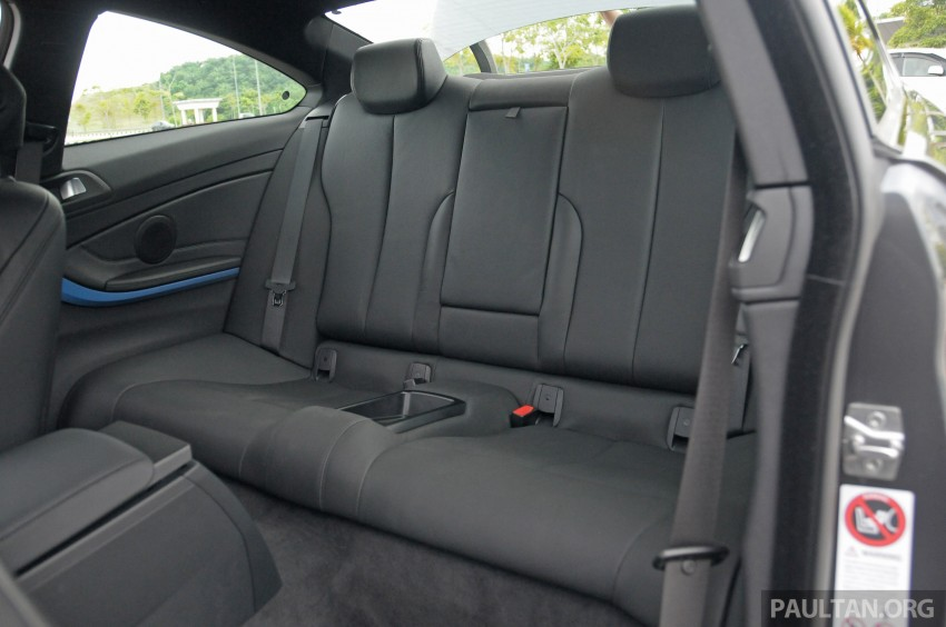 DRIVEN: F32 BMW 428i M Sport – all things to all men? Image #220912