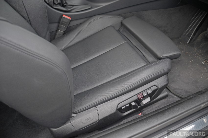 DRIVEN: F32 BMW 428i M Sport – all things to all men? Image #220918