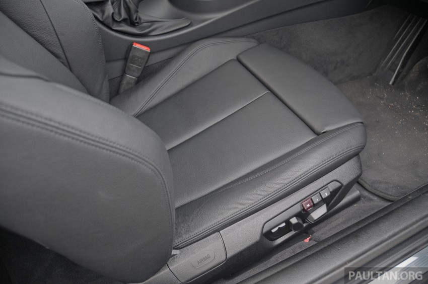 DRIVEN: F32 BMW 428i M Sport – all things to all men? Image #220919