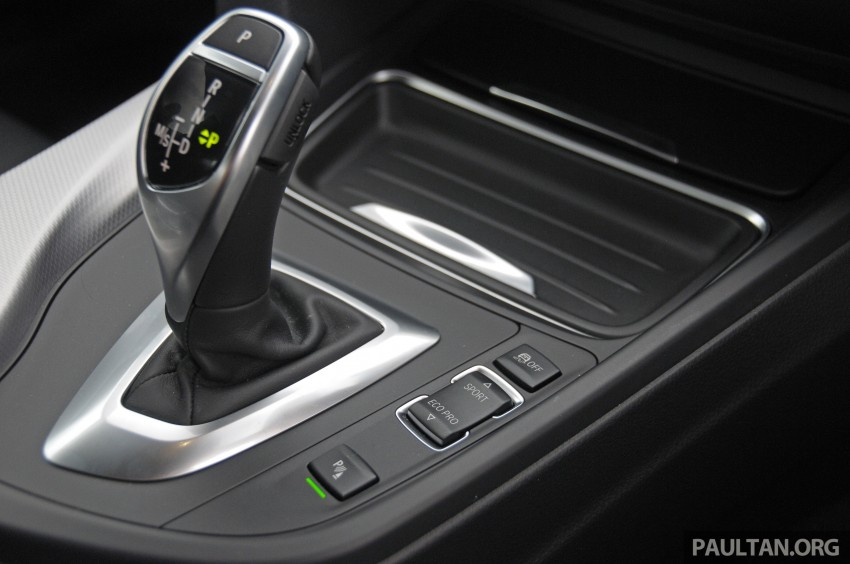 DRIVEN: F32 BMW 428i M Sport – all things to all men? Image #220936