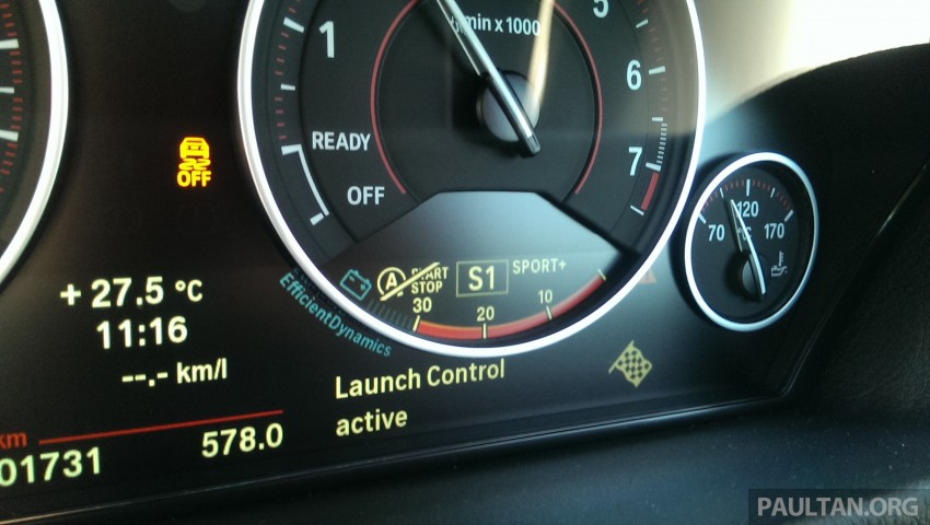 DRIVEN: F32 BMW 428i M Sport – all things to all men? Image #220945