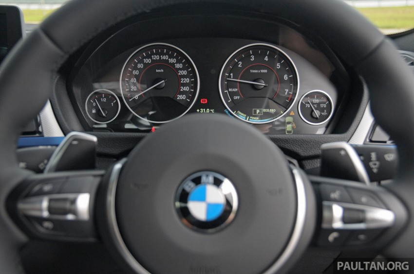 DRIVEN: F32 BMW 428i M Sport – all things to all men? Image #220947