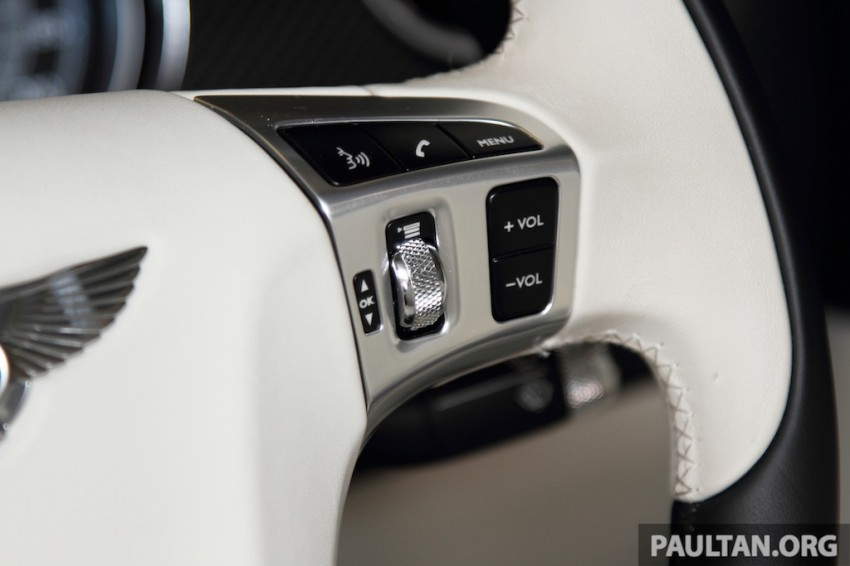 DRIVEN: Bentley Continental GT Speed – fast money! Image #222940