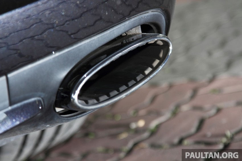 DRIVEN: Bentley Continental GT Speed – fast money! Image #222965