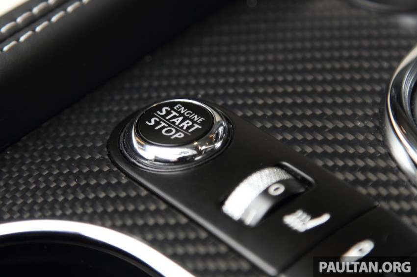 DRIVEN: Bentley Continental GT Speed – fast money! Image #222914