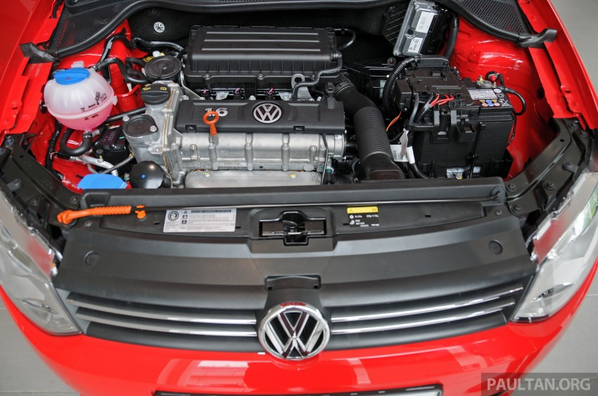 GALLERY: Showroom pics of the CKD VW Polo Hatch Image #224497