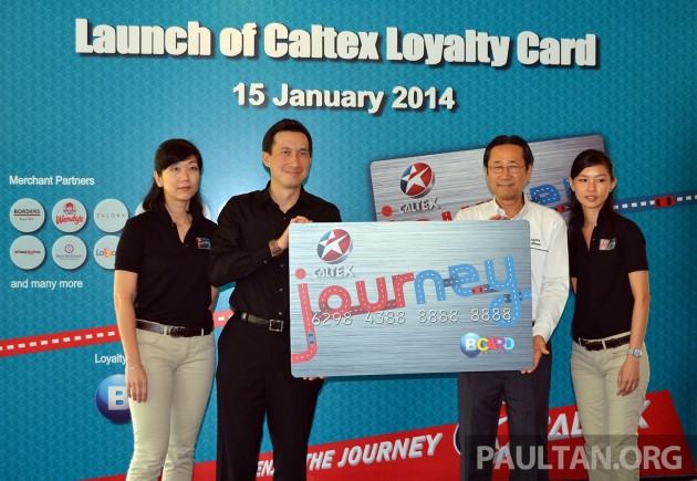 Caltex Journey Card-2