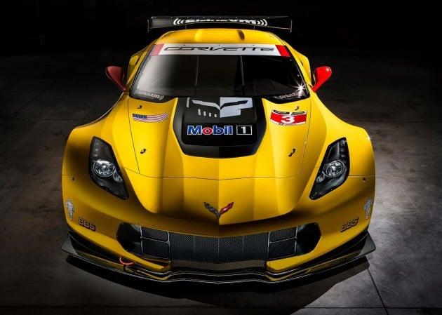 Corvette C7R Racer-04
