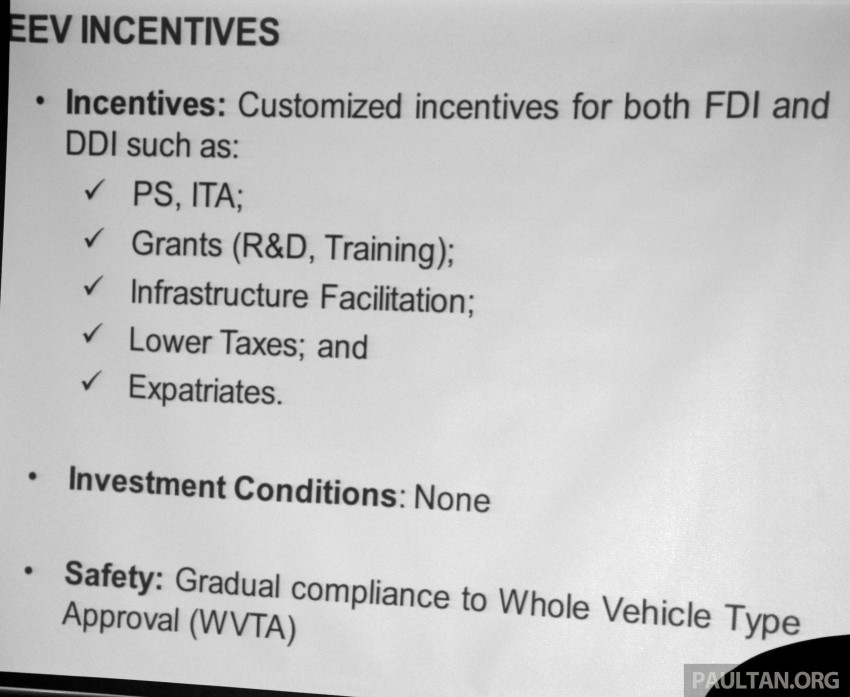 NAP 2014: Energy Efficient Vehicles (EEV) defined Image #223233