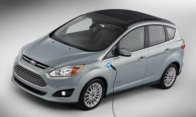 Ford C-MAX Solar Energi 03