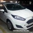 Ford Fiesta FL MT AA spy 01